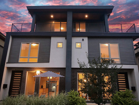 SOLD in Berkeley - Contemporary 4 Br 5 Ba Home - 1 Block From Tennyson