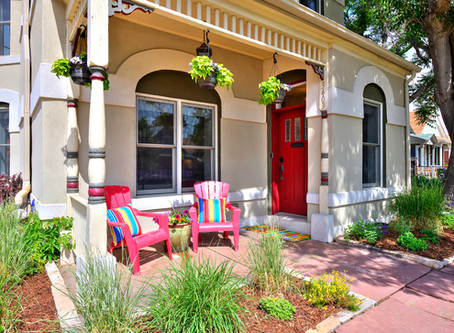 SOLD at 595K in Historic Cole Neighborhood: 3 BR/3 BA Restored 1890 Victorian!