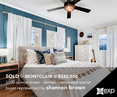 1100-quince street Denver - Montclair - Shannon Brown