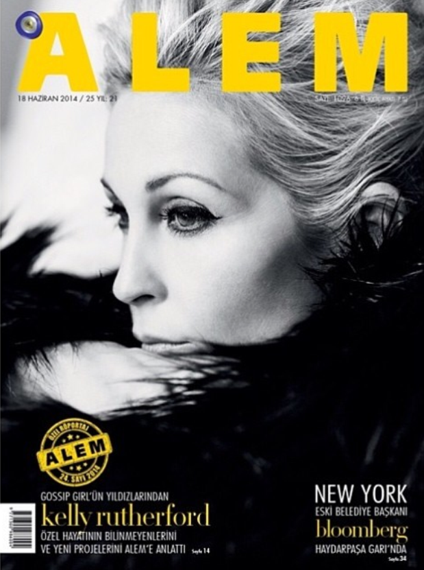 Kelly Rutherford   ALEM