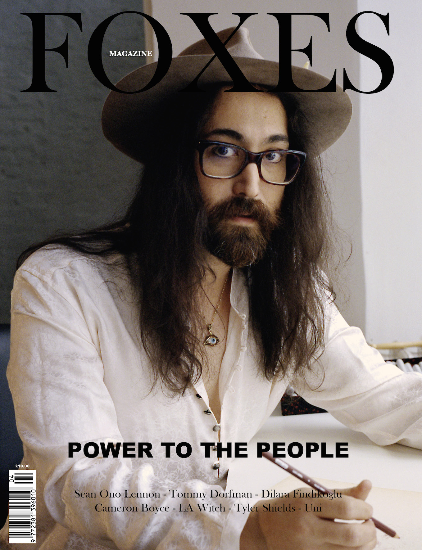 Sean Ono Lennon  FOXES