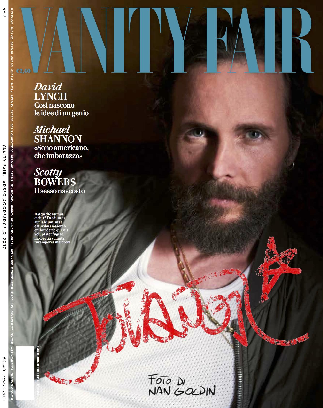 Lorenzo Jovanotti  Vanity Fair Italy