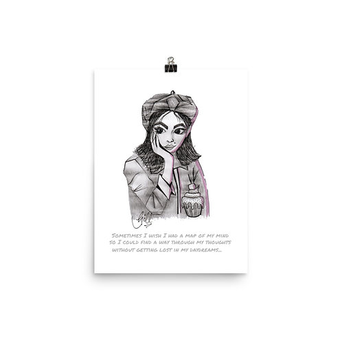 'Daydreamer' Poster
