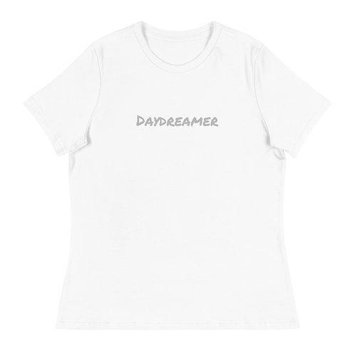 Back Print 'Daydreamer' T-Shirt
