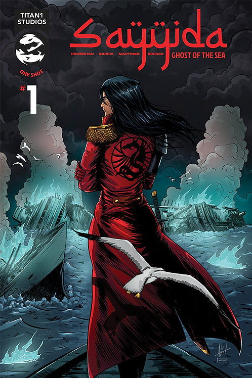 Sayyida #1 Ghost of the Sea (One-Shot)