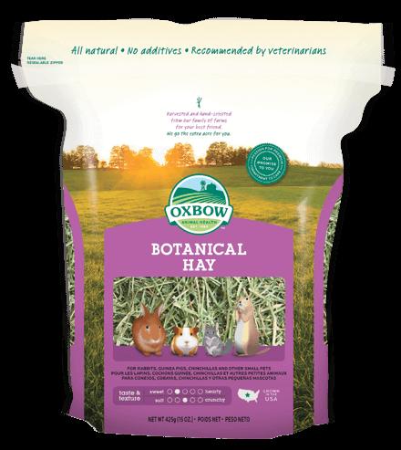 15oz Oxbow Botanical Hay