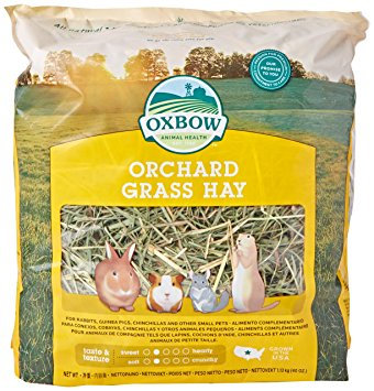 40oz Oxbow Orchard Grass Hay