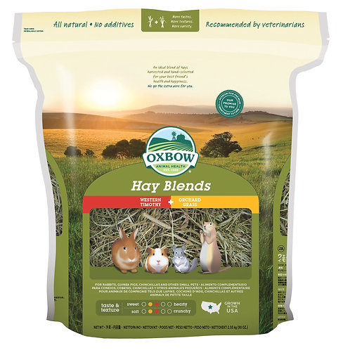 20oz Oxbow Hay Blend (Orchard Grass & Western Timothy)
