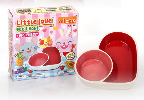 Alice Love Shaped Bowl Big