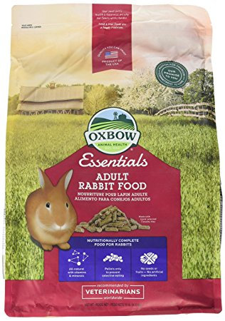 Promo: 5lbs Oxbow Adult Rabbit Food