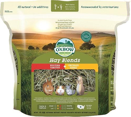 40oz / 90oz Oxbow Hay Blend (Orchard Grass n Western Timothy)