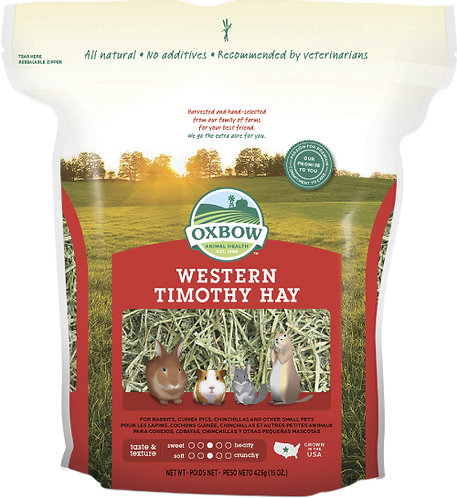 15oz Oxbow Western Timothy Hay