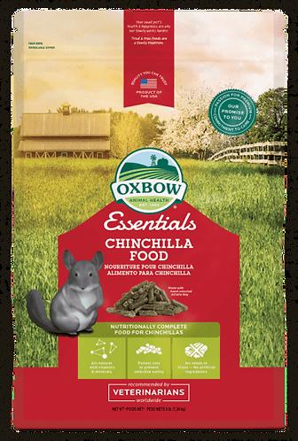 10lbs Oxbow Chinchilla Food