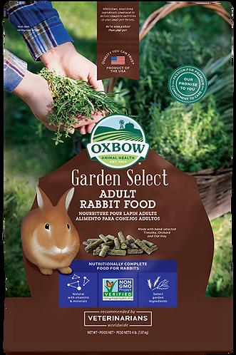 4lbs / 8lbs Oxbow Garden Select Adult Rabbit Food