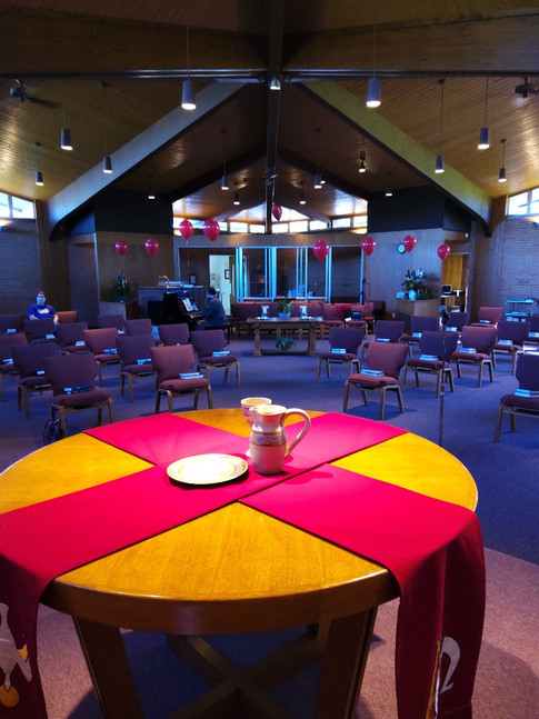 Ready for Pentecost reopening