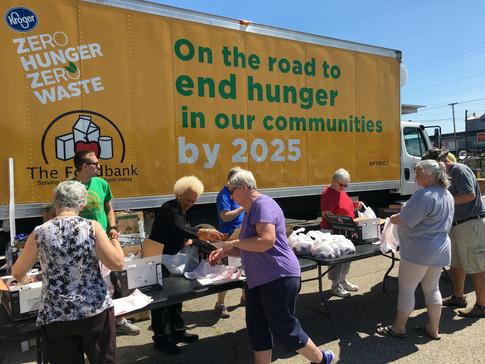 Foodbank Mobile Farmers Market