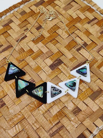 Ancestral Wealth Arrow Necklace