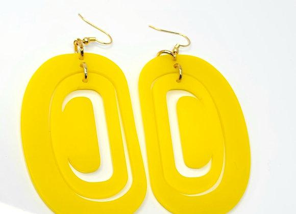 Matte Opaque Yellow