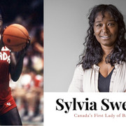 Highlighting Black Canadians: Sylvia Sweeney, Canada's First Lady of Basketball