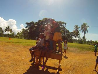 KC in Fiji