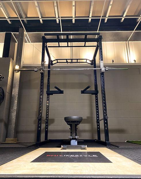 phit lifestlyle, personal training gym, weight training