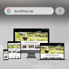 Webshop dvcWines
