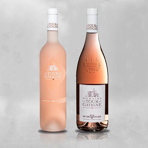 Degustatiepakket rosé wijnen