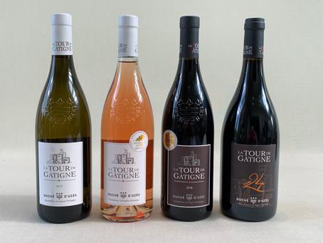 Eindelijk!! Duché D'Uzès wijnen beschikbaar in België!