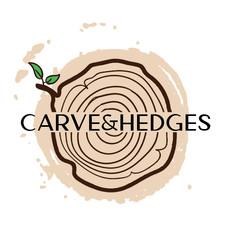 Logo Carve&hedges