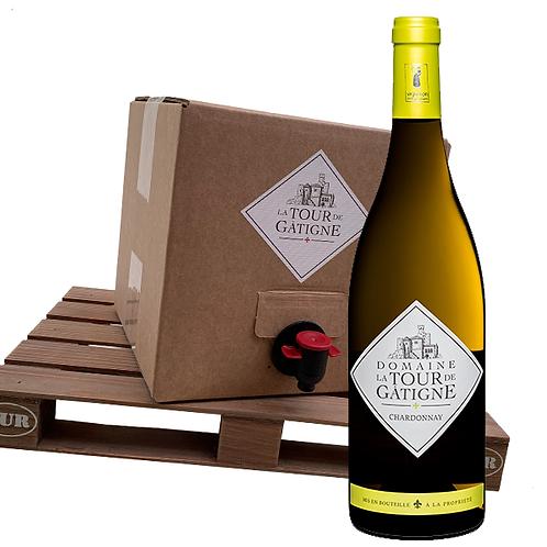 Chardonnay - IGP Cevennes  - Bag-In-Box 5 liter