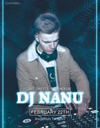 Flyer - DJ Nanu