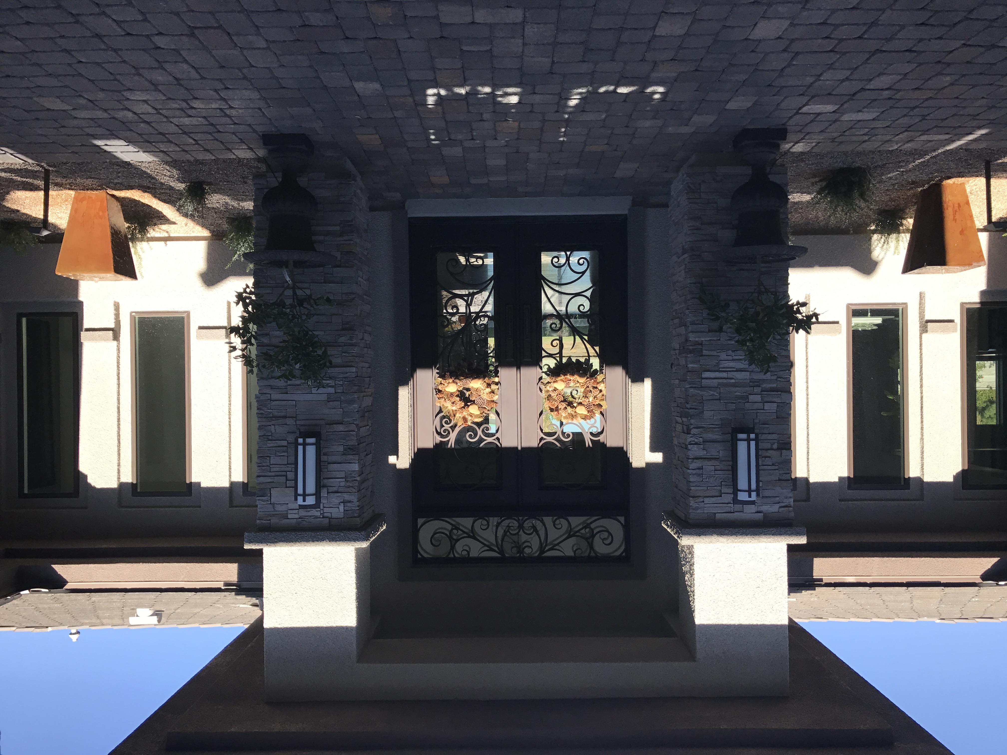 Custom Courtyard