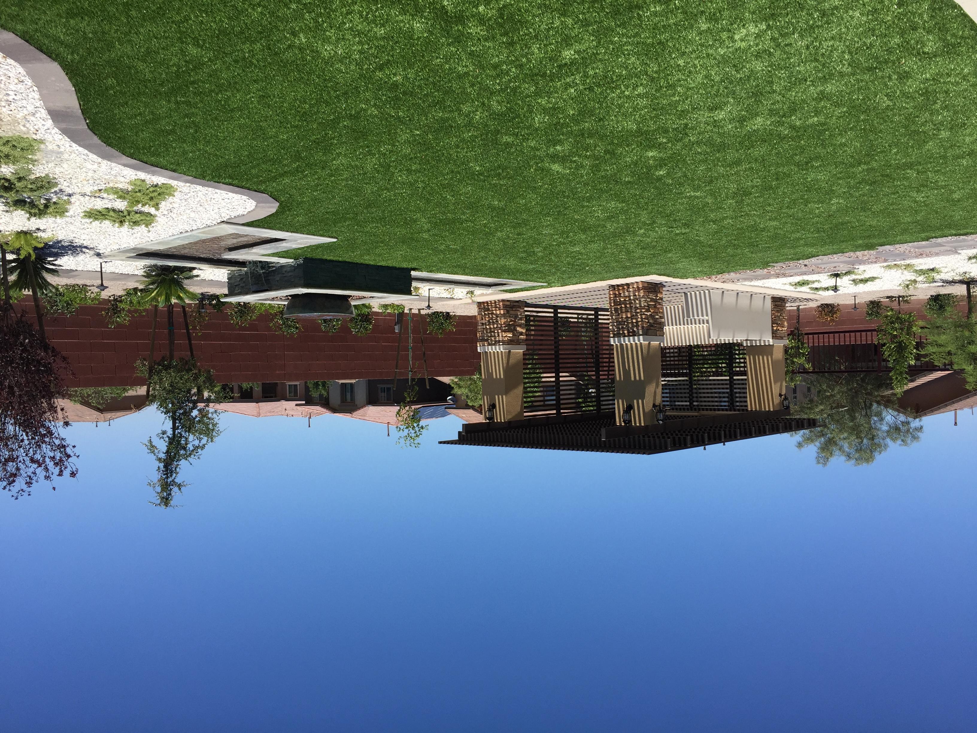 Peng Residence Backyard Complete