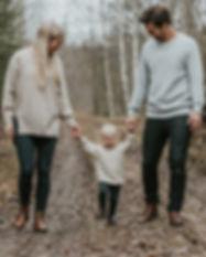 Familjefotografering Hudiksvall