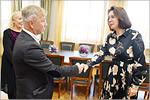 Встреча с ректором ОГУ