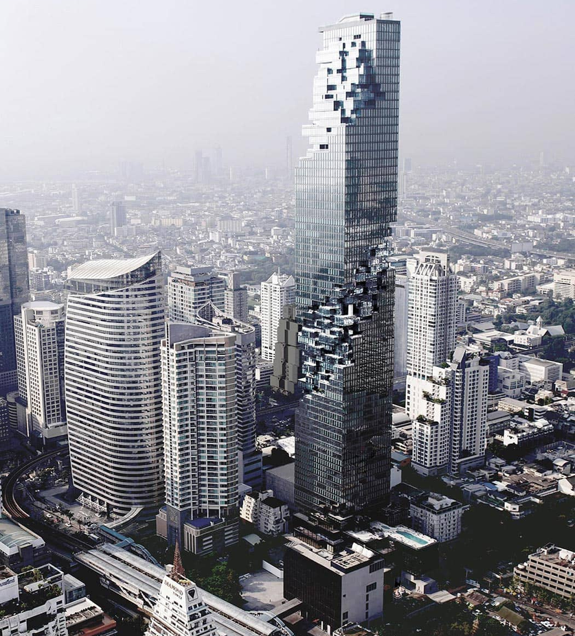 Небоскреб MahaNakhon, Бангкок