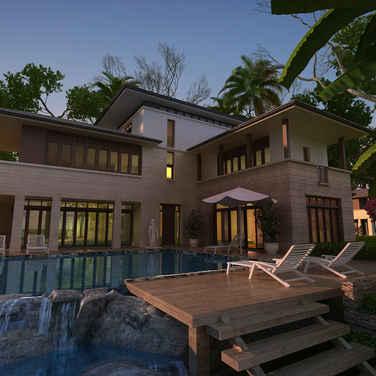 Summer Home Residence