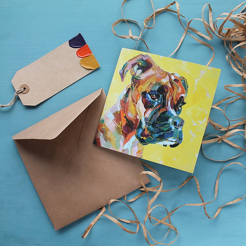 Greeting Cards -  Large Dogs Collection