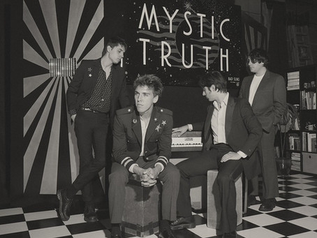 Mystic Truth- Bad Suns