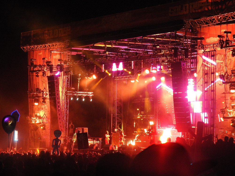 Main Stage #7