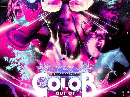 Color Out of Space Review