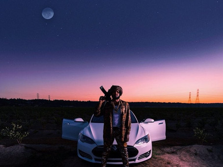 "Raz Simone-""Drive Theory"" (2018) CD Review"