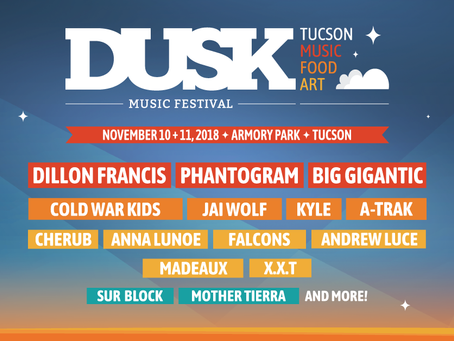 DUSK MUSIC FESTIVAL, A LARGER THAN LIFE COMMUNITY EXPERIENCE