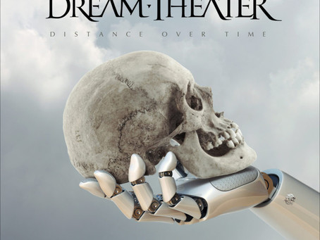 Dream Theater – Distance Over Time Album Reivew