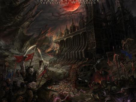 Infant Annihilator – The Battle of Yaldabaoth Album Review