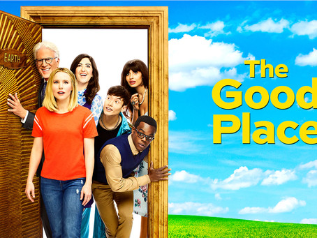 "The Good Place- 3×02 ""The Brainy Bunch"""