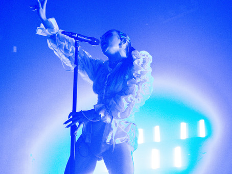 Charli XCX @ The Marquee Theatre Concert Review