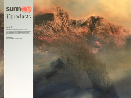 Sunn O))) – Pyroclasts Album Review