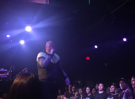 Brother Ali- Shadows on the Sun Tour