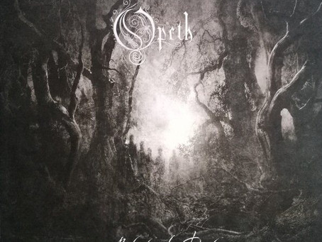 Sample CD Review – Blackwater Park – Opeth